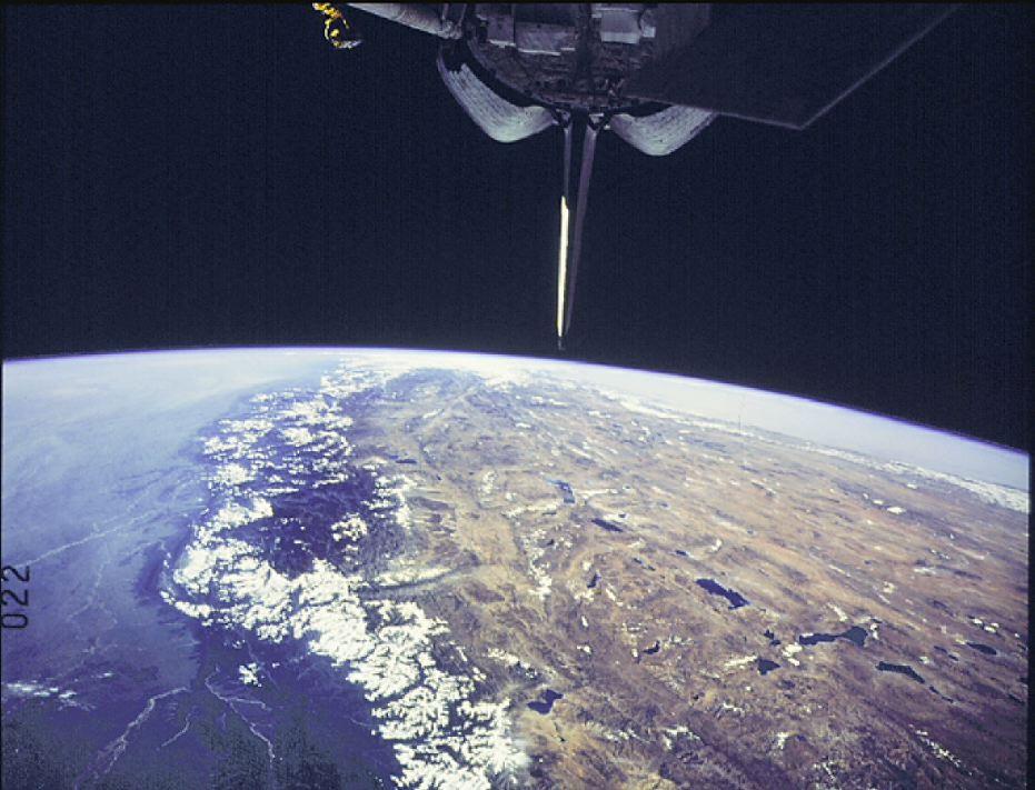 nasa himalayas from space - photo #9